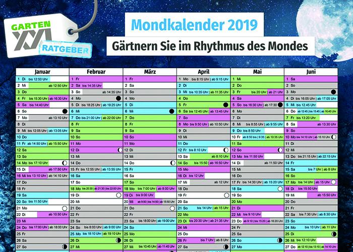 Gärtnern Nach Dem Mondkalender El Aviso